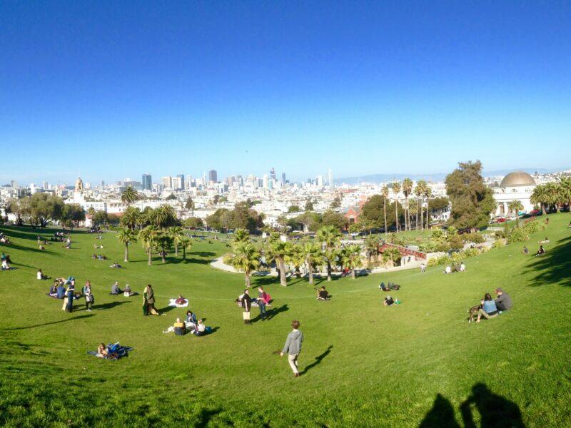 San Francisco – Dolores Park