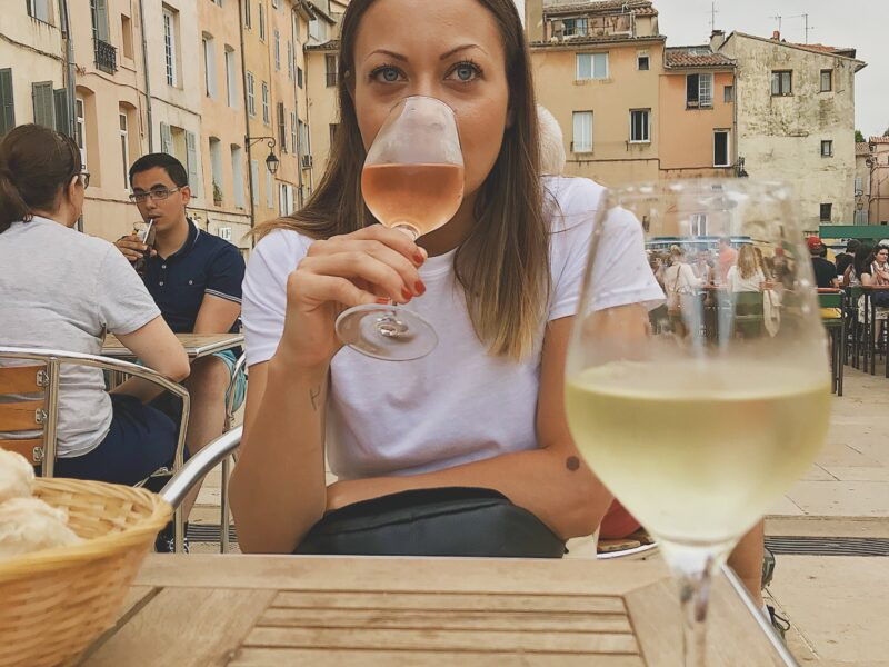 Provence and rosé