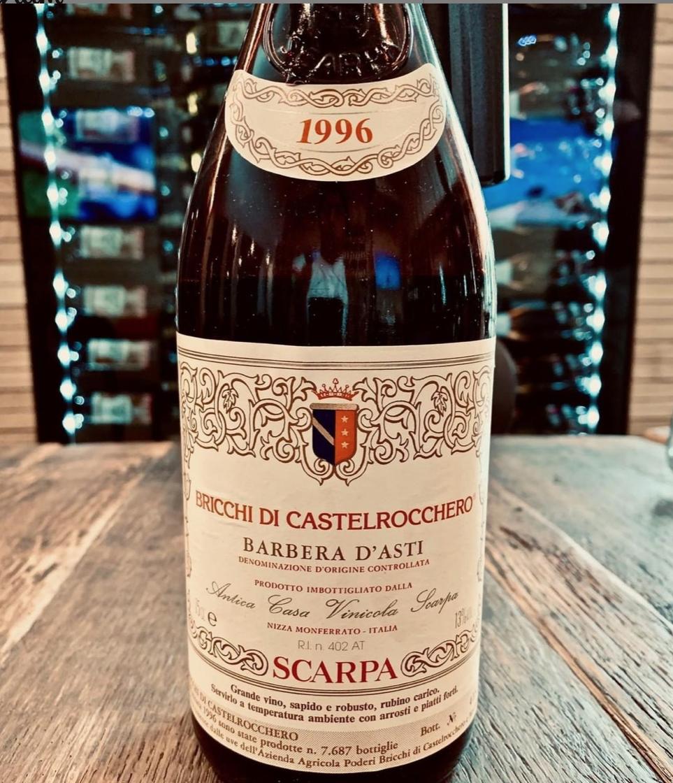 Scarpa winery