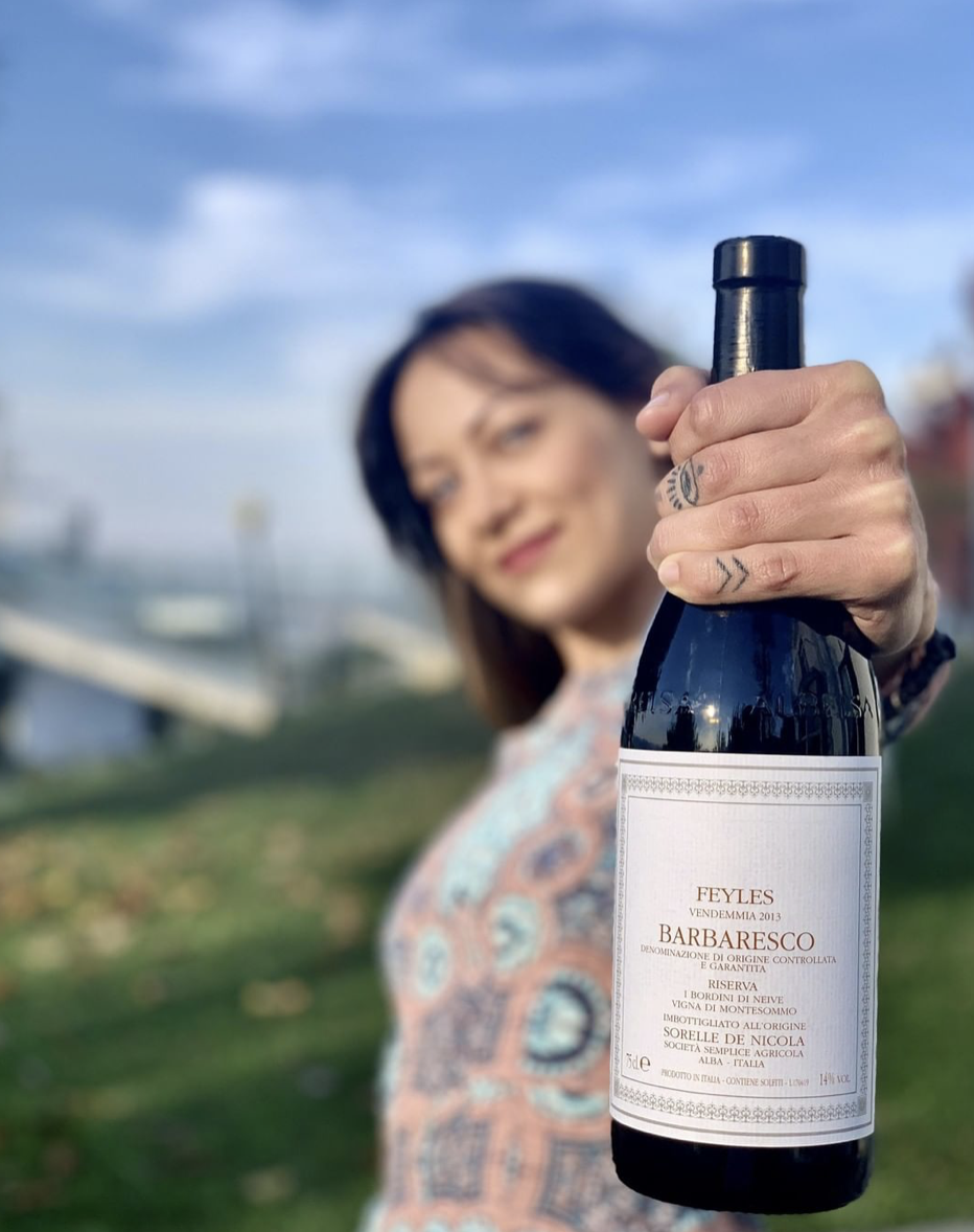 From our Wine Club shipment – Sorelle de Nicola Feyles